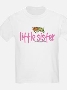 Little Sister (cat/dog) T-Shirt