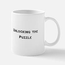 """""""Unlocking the Puzzle"""" Mug"""