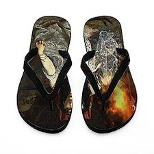 The Sorceress Flip Flops
