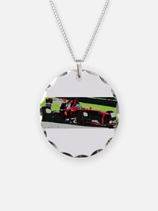 Ferrari F1 Necklace