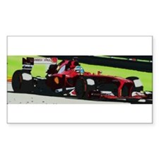 Ferrari F1 Decal