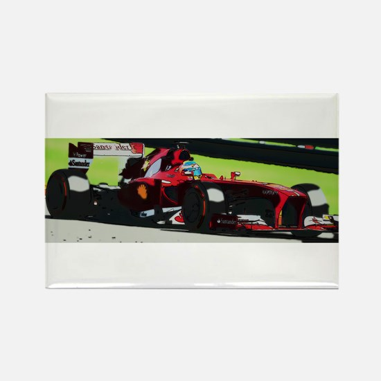 Ferrari F1 Magnets