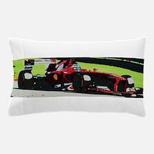Ferrari F1 Pillow Case