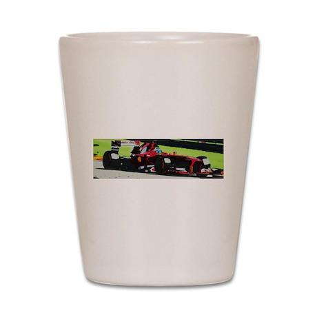 Ferrari F1 Shot Glass