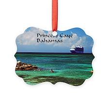 Princess Cay  Ornament