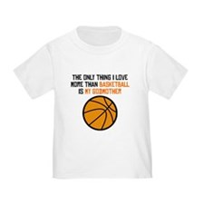 Basketball Godmother T-Shirt