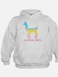 Llamacorn Hoodie