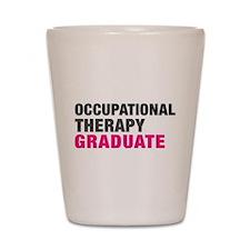 OT Graduate Shot Glass
