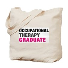 OT Graduate Tote Bag