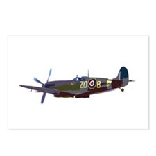 Supermarine Spitfire Postcards (Package of 8)