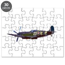 Supermarine Spitfire Puzzle