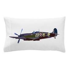 Supermarine Spitfire Pillow Case