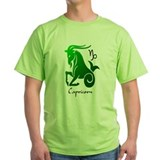 Capricorn Green T-Shirt