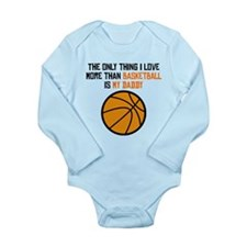 Basketball Daddy Body Suit
