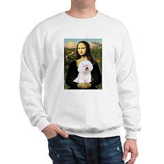 Mona's Bichon Sweatshirt