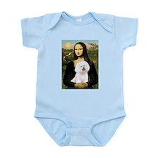 Mona's Bichon Infant Bodysuit