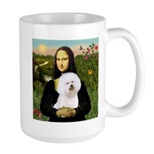 Mona's Bichon Coffee Mug