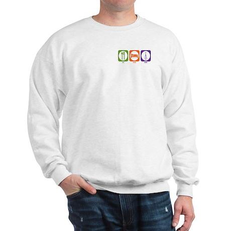 Eat Sleep Radio Sweatshirt