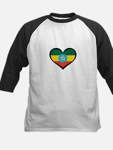 Ethiopia Love Baseball Jersey