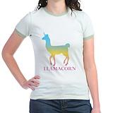 Llama Jr. Ringer T-Shirt