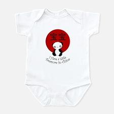 LITTLE TREASURE Infant Bodysuit