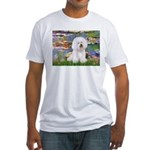Llies & Bichon Fitted T-Shirt