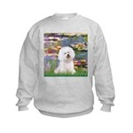 Llies & Bichon Kids Sweatshirt