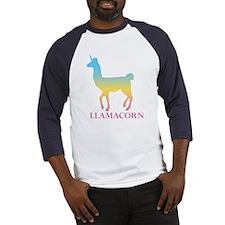 Llamacorn Baseball Jersey