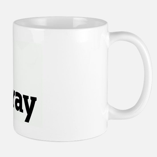 I Love Efren Gray Mug