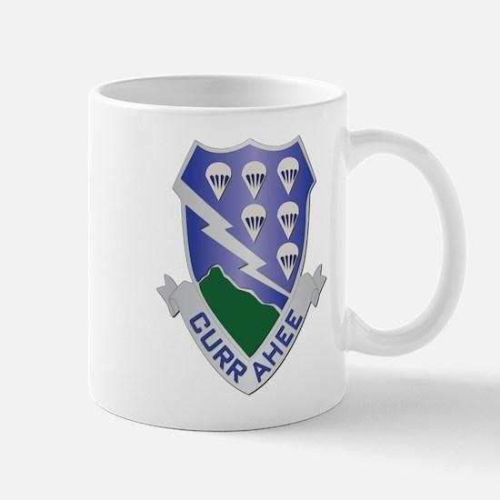DUI - 2nd Bn - 506th Infantry Regiment Mug
