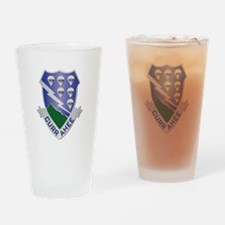 DUI - 2nd Bn - 506th Infantry Regiment Drinking Gl