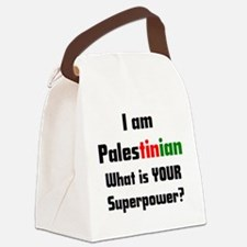 i am palestinian Canvas Lunch Bag