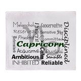 Capricorn Fleece Blankets