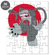 Mad Monkey Puzzle