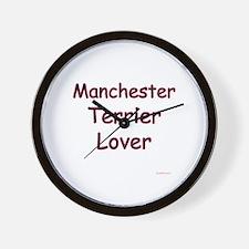 Manchester Lover Wall Clock