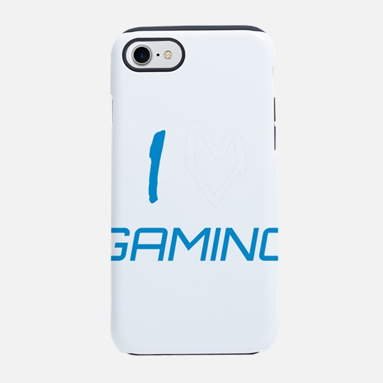 i heart gaming iPhone 7 Tough Case