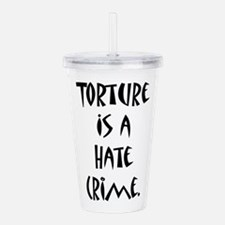 Torture Acrylic Double-wall Tumbler