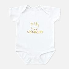 CHICADEE EASTER - Infant Bodysuit