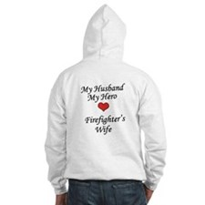 Firefighter's Wife Hoodie