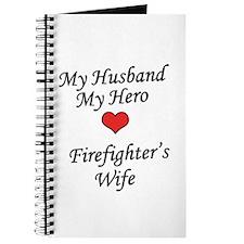 Firefighter's Wife Journal