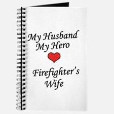 Firefighter's Wife Journal