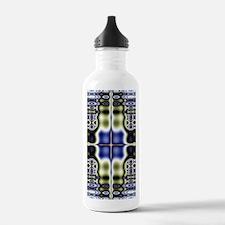 Groovy Pattern Water Bottle