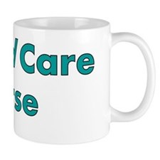 Wound Care Nurse Mug