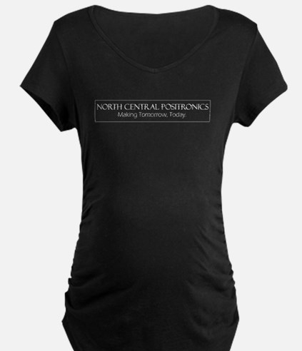 North Central Positronics Maternity T-Shirt