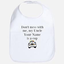 My Uncle Is A Cop Bib