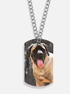 English Mastiff Dog Dog Tags