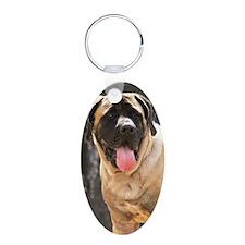 English Mastiff Dog Keychains