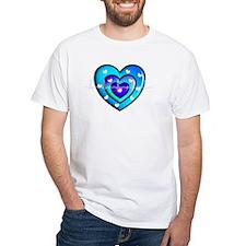 Wound Care Nurse Blue Shirt