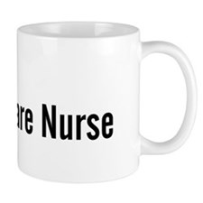 Wound Care Nurse Wound Mug