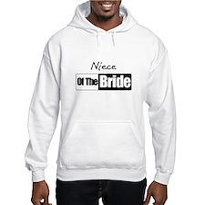 Niece of the Bride Hoodie